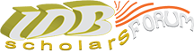 IDB Scholars Forum