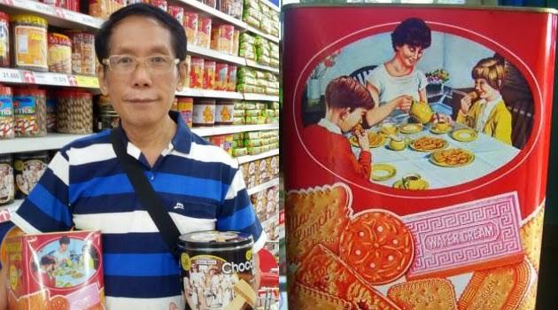 Bernardus Prasodjo : Pelukis Fenomenal Kaleng Biskuit Khong Guan