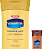 VASELINE BODY LOTION 100ml+20ml FREE