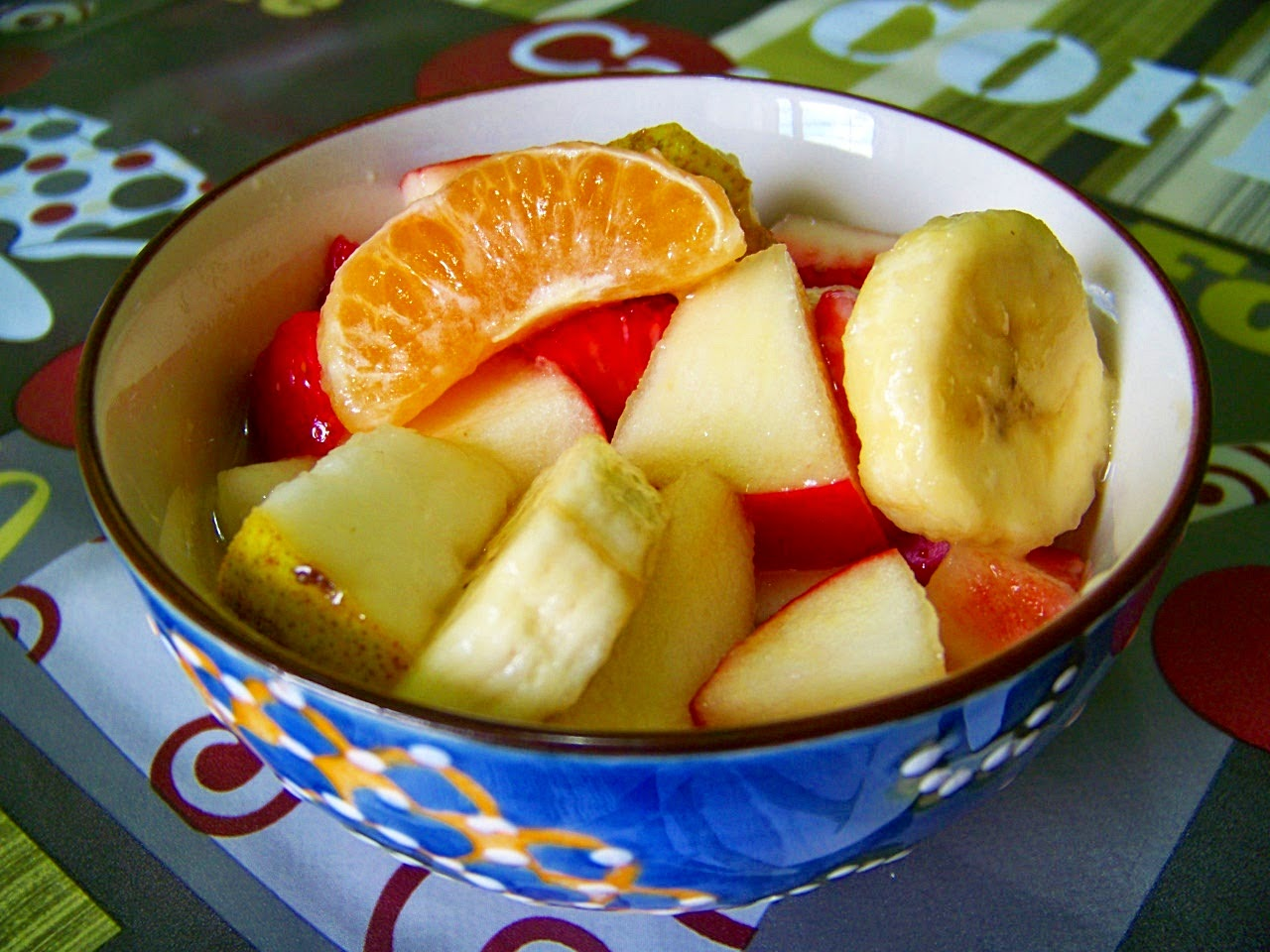 Aprendizaje cooperativo t cnicas y actividades - Macedonia de frutas para ninos ...