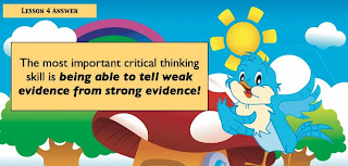 Critical thinking conference 2012