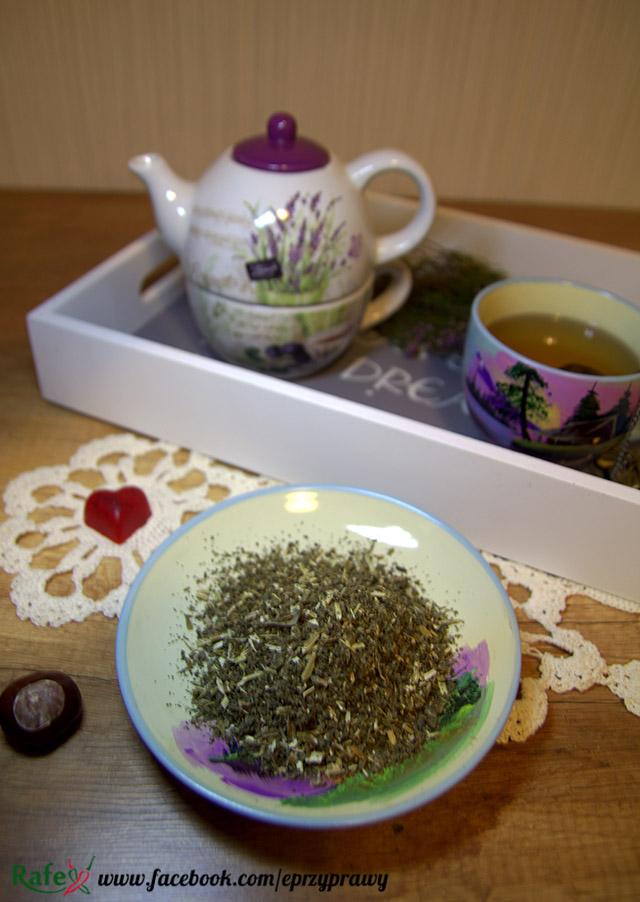 Serdecznik herbata