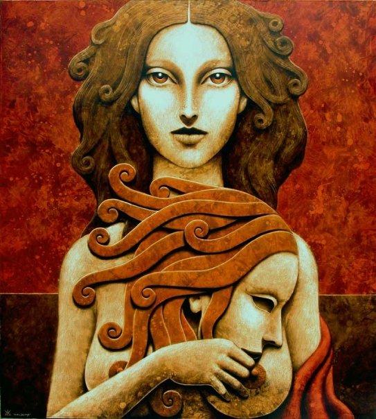 Matteo Arfanotti Paintings