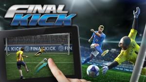 Final kick v3.1.14 b112 Apk + Data Mod