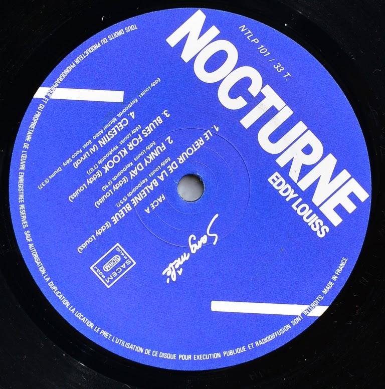 VinylSavor: Music: Eddy Louiss, Sang Mele