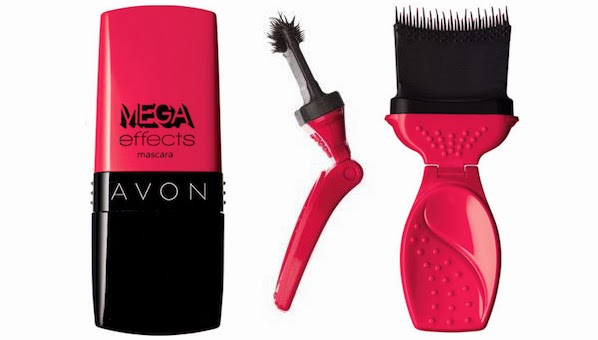 Rímel Mega Effects Avon
