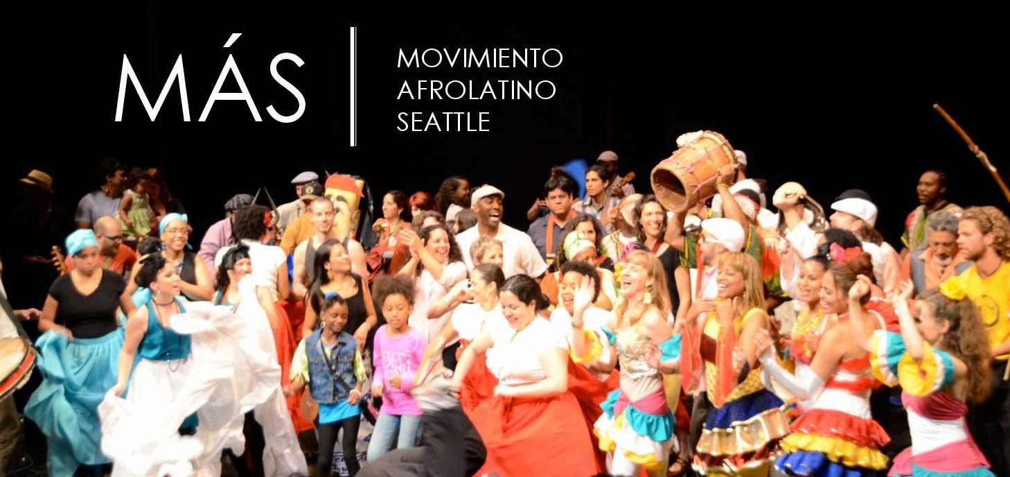 MÁS - Movimiento Afrolatino Seattle