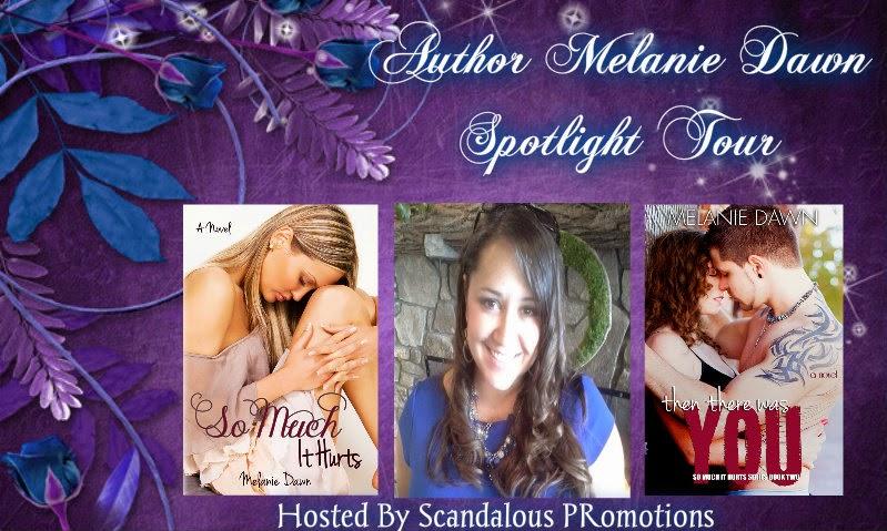 Author Melanie Dawn Spotlight Tour & Giveaway