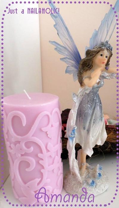 Amanda Reto Fairy's Tale Nails. Hagamos Nails