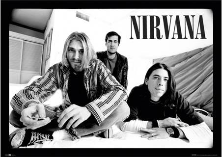 Nirvana Discografia Completa