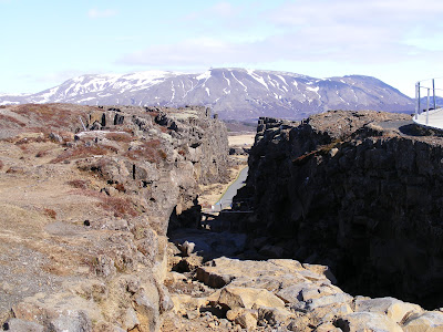 Parcul National Thingvellir, Islanda