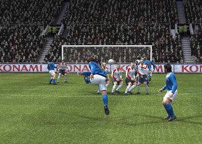 Pro Evolution Soccer 4 PC Game Mediafire Download Links