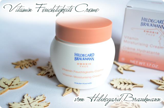 Meine Douglas Box Of Beauty Oktober 2013 - Hildegard Braaukmann Vitamin Feuchtigkeits Creme