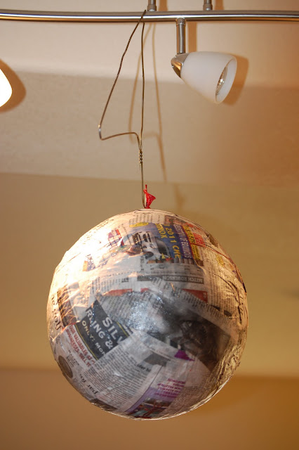 DIY Piñata Tutorial