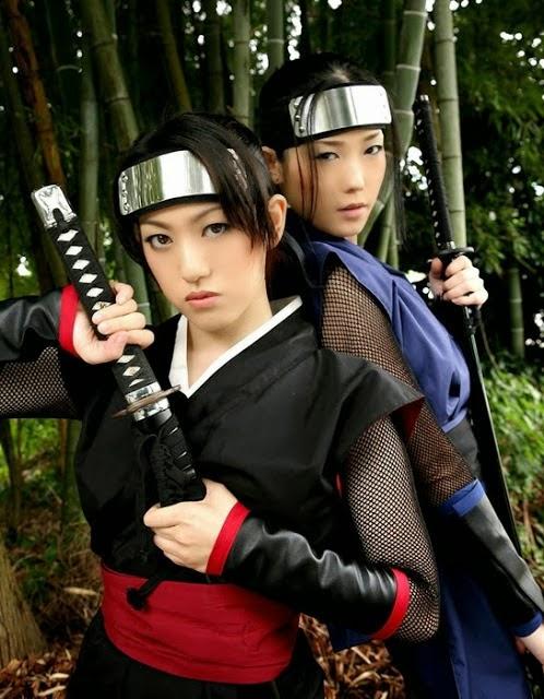 Foto Bugil dan Ngentot Ninja Cantik Jepang