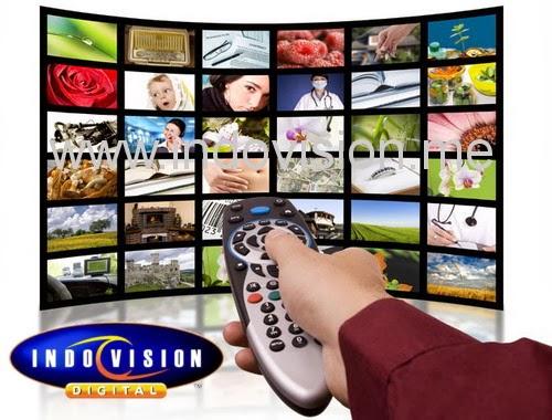 Biaya untuk layanan PVR dan VOD Indovision.