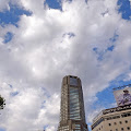 渋谷セルリアンタワー〈著作権フリー無料画像〉Free Stock Photos