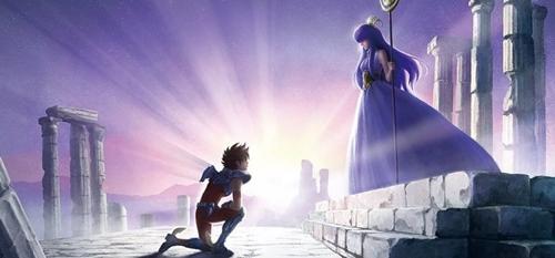 Netflix anuncia anime exclusivo dos Cavaleiros do Zodíaco