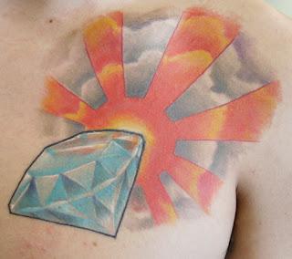 diamond-sun-tattoo
