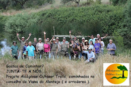 Alcáçovas Outdoor Trails Project