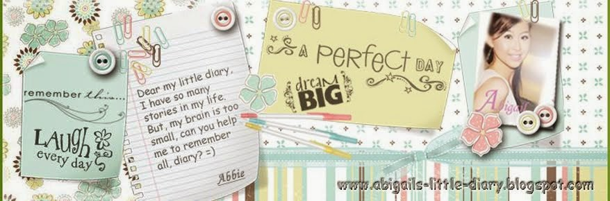 AbigaiL's Little Diary