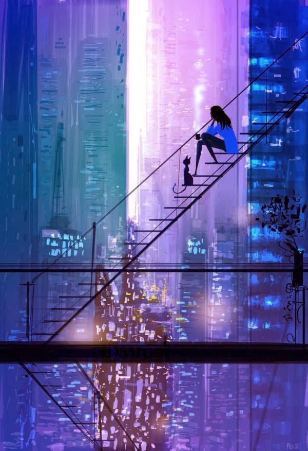 Cute Illustrations by Pascal Campion