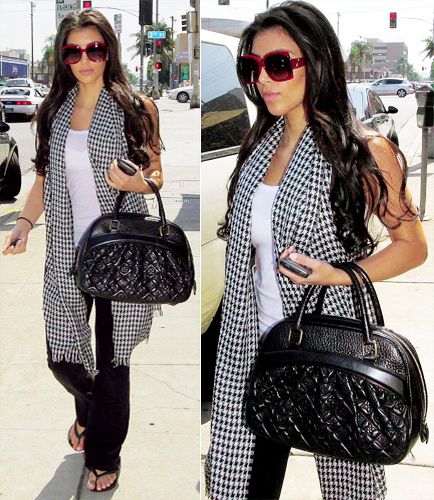 Celebrity Kim Kardashian