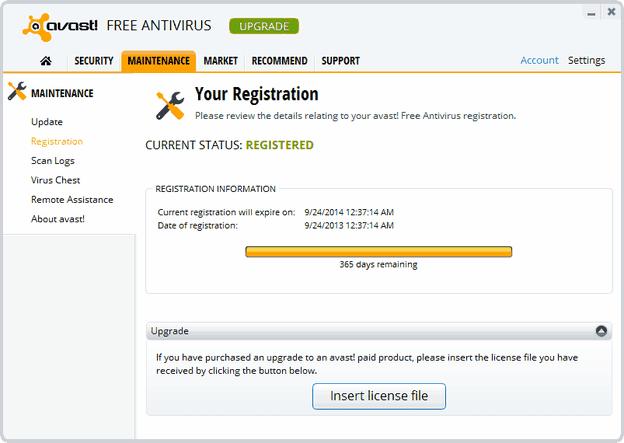 avast free antivirus%5B3%5D Top Free 2014 Antivirus With 1 Year License Key