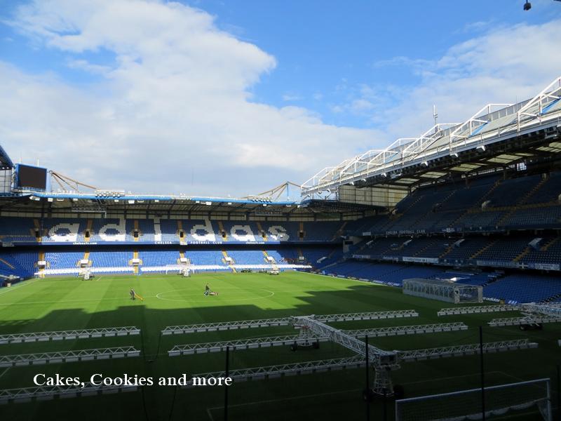 Stamford Bridge, die heiligen Hallen des Chelsea Football Clubs