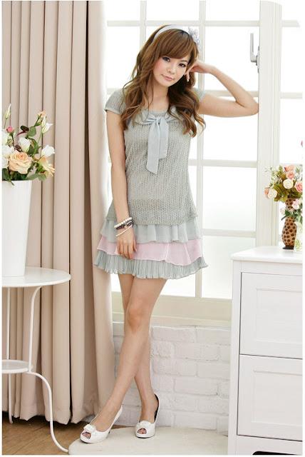 Fashion Style Model Women's Clothing
