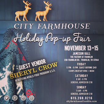 Pop-up Fair {Holiday}