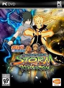 Download Game Naruto Shippuden (2015) Ultimate Ninja Storm: Revolution Single Link