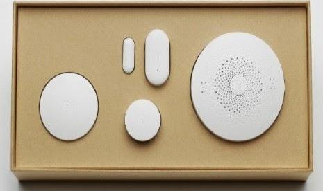Xiaomi Pamerkan Panel Sensor untuk 'Rumah Pintar'