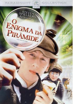 Filme Poster O Enigma da Pirâmide DVDRip XviD & RMVB Dublado