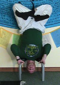 BodyLift Headstander Lotus Headstand