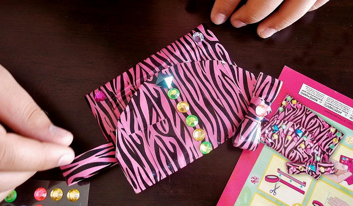 Stick N' Style Duct Tape Mini Clutch Craft from Orb Factory