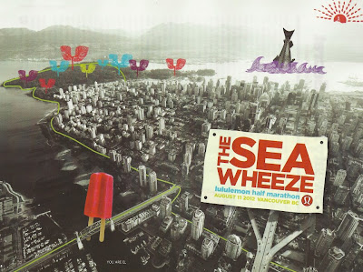 lululemon sea wheeze half marathon
