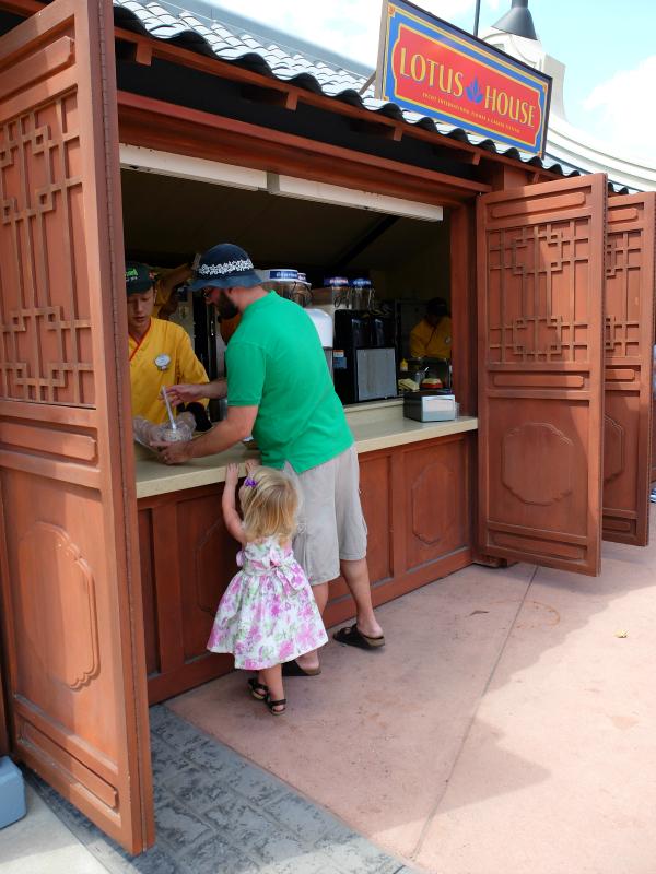 Walt Disney World's Epcot World Showcase Easter Egg Hunt