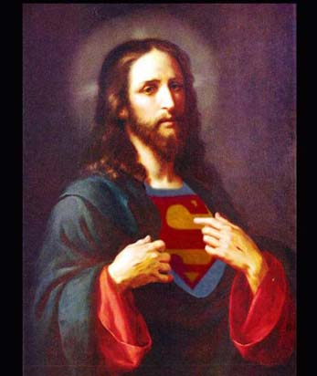 "The Jesus Followers: Jesus is not ""Superman"""