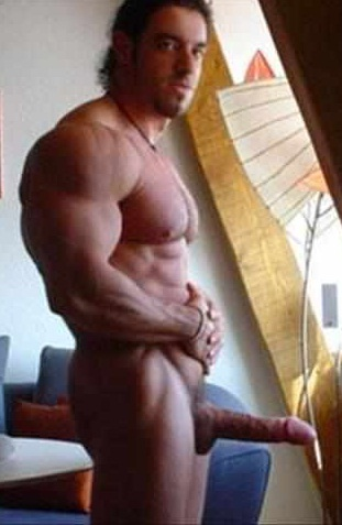 Celebrity Hunks Nude Photo 16