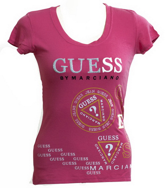 top fashion for all guess t shirts for women. Black Bedroom Furniture Sets. Home Design Ideas