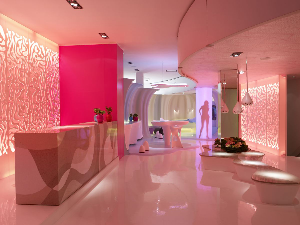 Sustainable Home With Dupont Corian By Karim Rashid 08jpg