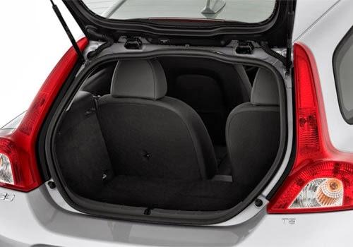 volvo trunk open