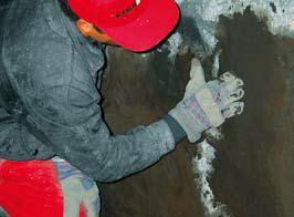 impermeabilizzazzione serbatoio in cemento