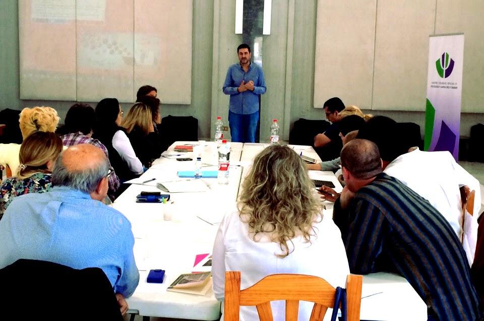 Diego Fco. Fariña Vega - Colegio Oficial de Psicología de Santa Cruz de Tenerife