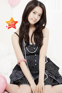 Im Yoona Korean Cute Girl Singer Sexy Mini Skirt 10