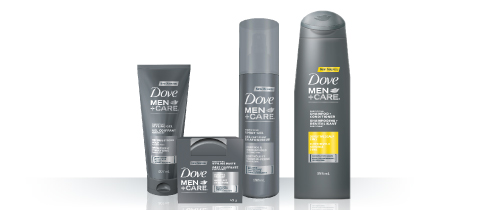 Dove men + care: cheveux