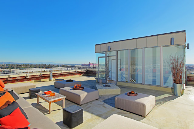 Architecture corner penthouses amazing nabisco bakery for Penthouses in los angeles