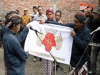 Bendera Jogja
