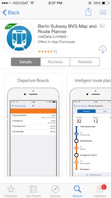 itinerary dan biaya liburan di berlin jerman aplikasi ios berlin subway map